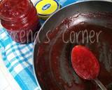 Strawberry jam (selai strawberry) langkah memasak 5 foto