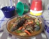 Ikan salem ala sarden langkah memasak 4 foto