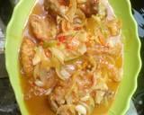 Ayam Saos Padang xtra hot langkah memasak 7 foto
