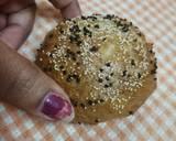 Pretzel bread buns filled tomato kootu recipe step 6 photo