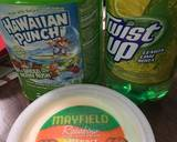Grinch punch recipe step 2 photo