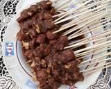 Sate Manis Palembang ala Tastemade Indonesia langkah memasak 3 foto
