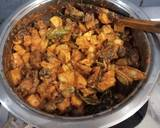 Sambal goreng kentang hati langkah memasak 3 foto