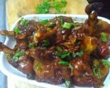 Chicken lollipop / pentol sayap ayam langkah memasak 8 foto