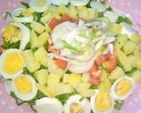 Salad 4 recipe step 3 photo