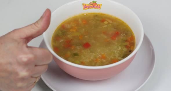 10 Sopa De Verduras Y Quinoa