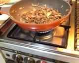 Beef teriyaki Wijen langkah memasak 2 foto