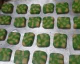 Cookies Ketupat Eggless #SeninSemangat langkah memasak 8 foto