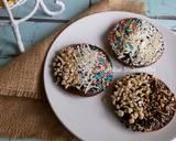 Martabak Brownies Mini langkah memasak 11 foto