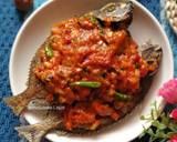 169. Ikan Lebam Masak Saus langkah memasak 8 foto
