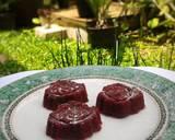 Red velvet cake 2 bahan langkah memasak 4 foto