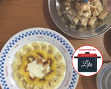 (Menu Diet) Yoghurt pisang kiwi gandum chia seed#homemadebylita langkah memasak 4 foto