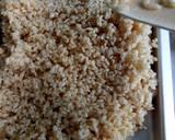 Rice crispy simple untuk bekal anak2