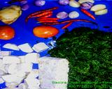 Sayur Bobor Daun Kelor langkah memasak 3 foto