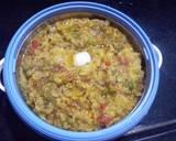 Vegetables Masala khichdi recipe step 4 photo