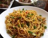 Authentic Veg-Hakka Noodles recipe step 11 photo