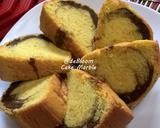 115. Cake Marble langkah memasak 8 foto