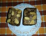 Brownies topping almond chocochip #PR_BrowniesDCC langkah memasak 7 foto