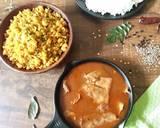 Kothavarangai Paruppu Usili| Cluster-Beans Steamed mixed Lentil recipe step 9 photo