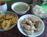 Nasi Ayam Hainan #Rabubaru langkah memasak 6 foto