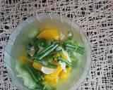 Sayur bening waluh langkah memasak 3 foto