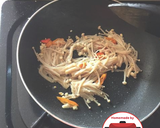 Salmon enoki kecap mayones enak#homemadebylita langkah memasak 3 foto