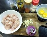 Oyakodon (Japanese Chicken n Egg Rice Bowl) langkah memasak 1 foto