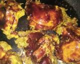 Ayam Bakar Bumbu Ungkep langkah memasak 3 foto