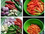 Tumis Jamur Sawit langkah memasak 2 foto