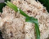 Sawut singkong gula merah langkah memasak 2 foto