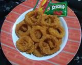 Onion Ring Crispy langkah memasak 5 foto