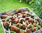 Ayam Panggang Suka-Suka langkah memasak 6 foto