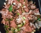 Easy canned tuna pasta bake