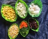 Sup Sayur Warna Warni langkah memasak 1 foto