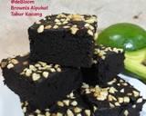 257. Brownies Alpukat Tabur Kacang langkah memasak 11 foto