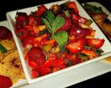 Mike's Peppered Fruit Salsa With Cinnamon Chips recipe step 7 photo