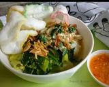 Bubur Ayam Cianjur langkah memasak 6 foto