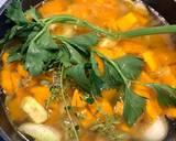Zupa/krem z dyni 🌱 krok przepisu 1 zdjęcie