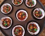 Muffin Kulit Pisang Gula Palm Snack Maker langkah memasak 4 foto