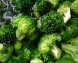 Sup brokoli langkah memasak 4 foto