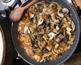 Mushroom stroganoff recipe step 3 photo