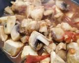 Tumis ayam jamur tomat langkah memasak 5 foto