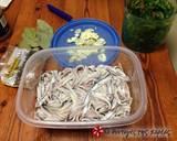 Maria's marinated gavros recipe step 6 photo