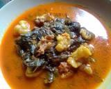 Sayur daun ubi alias gulai daun ubi #BikinRamadhanBerkesan langkah memasak 5 foto