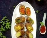 Schejwan veggies nugget's recipe step 6 photo