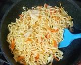 Nasi tutug oncom, Oseng Mie dan Ayam goreng Manis langkah memasak 2 foto