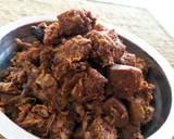 Randang Cubadak (Rendang Nangka) #pr_recookrancakbana langkah memasak 4 foto