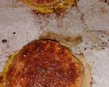 My burger pizza