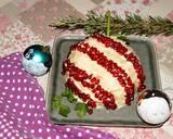 """""""Το Στολίδι της γιορτής"""", Διακόσμηση σαλάτας φωτογραφία βήματος 4"""