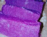 Bolu ubi ungu ekonomis super moist langkah memasak 4 foto